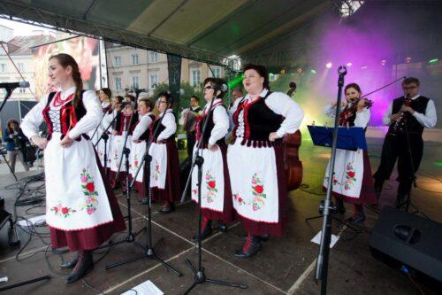 """2014 06 15  6860 1024x683 500x333 Lublin – """"XVI Lubelskie Święto Chleba"""""""