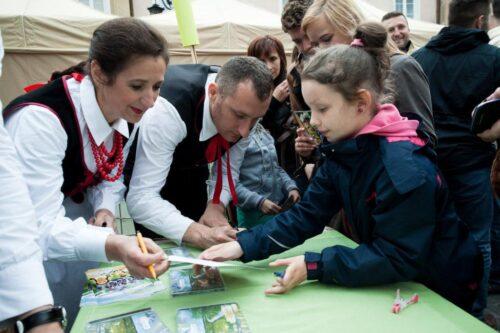 """2014 06 15  7026 1024x683 500x333 Lublin – """"XVI Lubelskie Święto Chleba"""""""