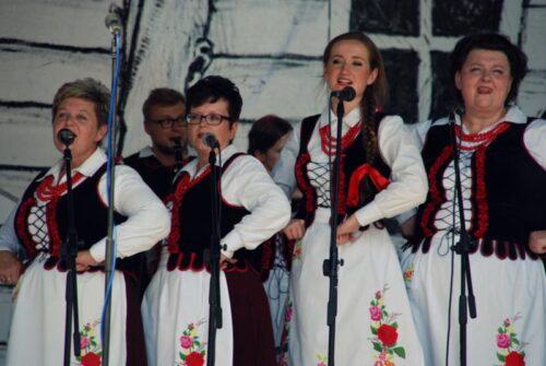 """2014 08 03 DSC 0077 500x335 Pawłów k/Rejowca – """"XIII Jarmark Pawłowski – Ginące zawody"""""""