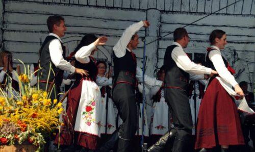 """2014 08 03 DSC 0207 500x298 Pawłów k/Rejowca – """"XIII Jarmark Pawłowski – Ginące zawody"""""""