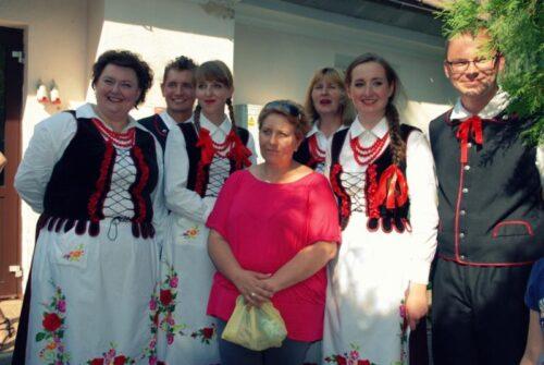 """2014 08 03 DSC 0307 500x335 Pawłów k/Rejowca – """"XIII Jarmark Pawłowski – Ginące zawody"""""""