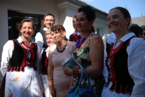 """2014 08 03 DSC 0313 500x335 Pawłów k/Rejowca – """"XIII Jarmark Pawłowski – Ginące zawody"""""""
