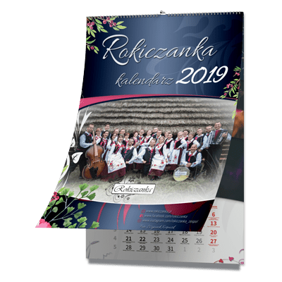 Kalendarz Rokiczanka 2019