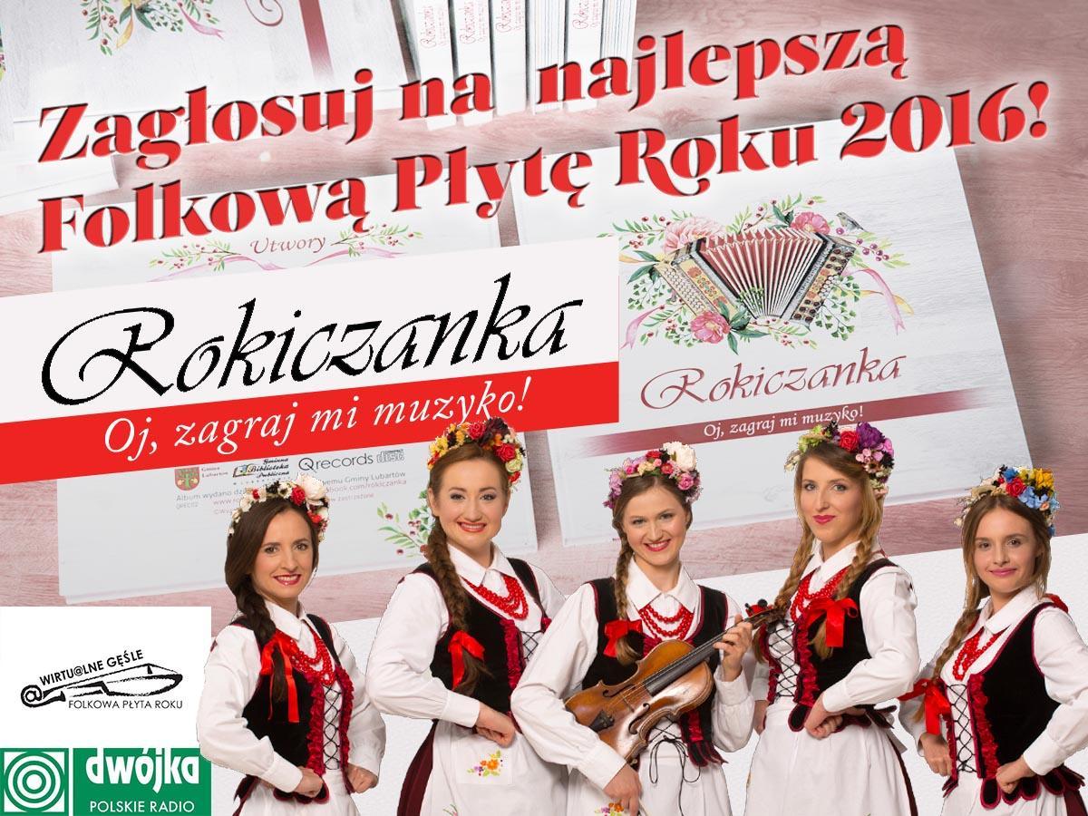 FB poster Ruszyło głosowanie na Folkowy Fonogram Roku !!!