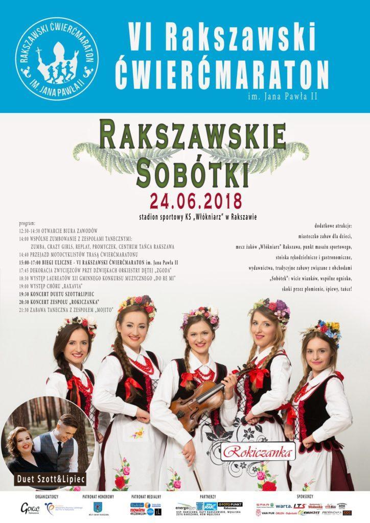 rakszawswa plakat 724x1024 Kolejny przystanek na naszej trasie koncertowej!