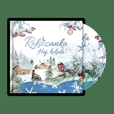"""Rokiczanka """"Hej, kolęda!"""" - Płyta CD"""