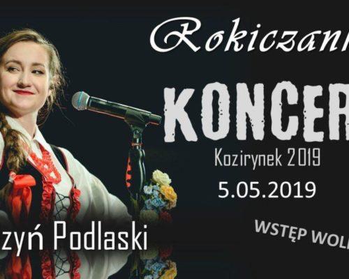 plakat rokiczanka wydarzenie KOZIRYNEK